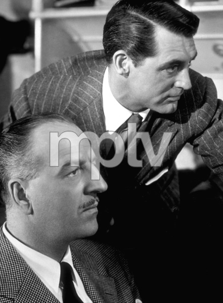 """Notorious"" Louis Calhern, Cary Grant1946 RKO - Image 1398_0004"