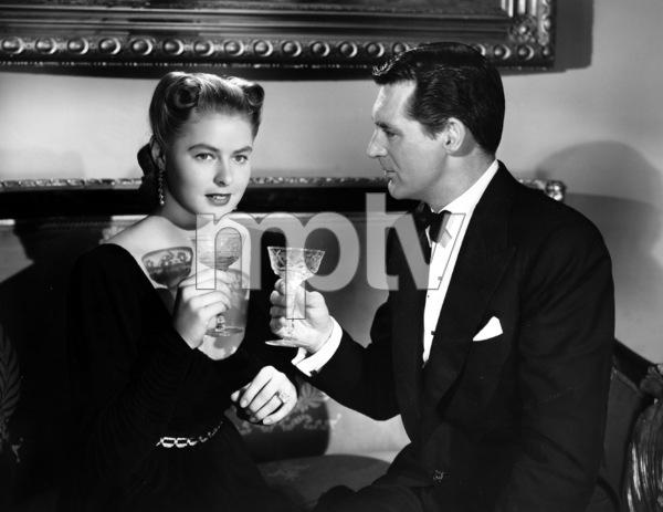 """""""Notorious""""Ingrid BergmanRKO 1946**I.V. - Image 1398_0054"""