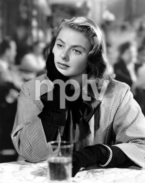 """""""Notorious""""Ingrid BergmanRKO 1946**I.V. - Image 1398_0056"""