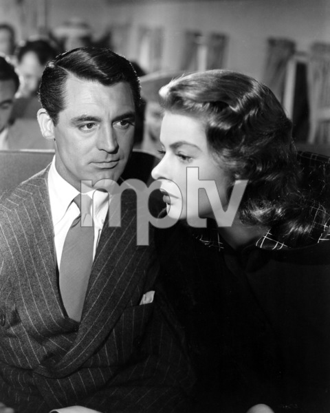 """Notorious""Ingrid Bergman, Cary GrantRKO 1946**I.V. - Image 1398_0060"