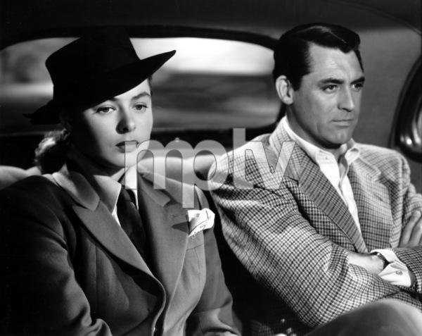 """Notorious""Ingrid Bergman, Cary GrantRKO 1946**I.V. - Image 1398_0064"
