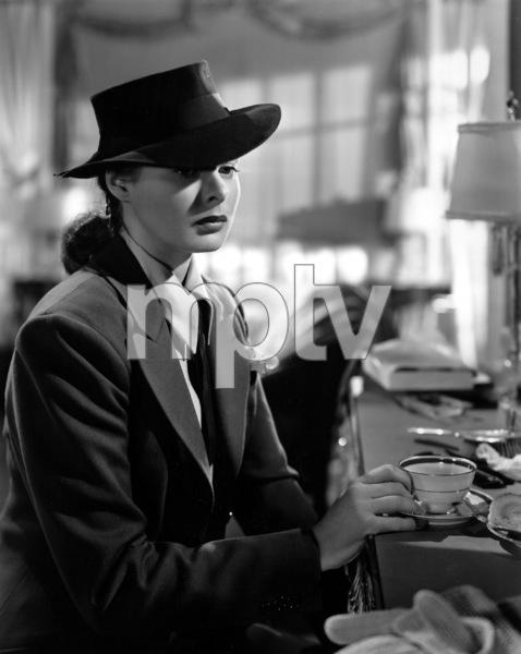 """""""Notorious""""Ingrid BergmanRKO 1946**I.V. - Image 1398_0066"""
