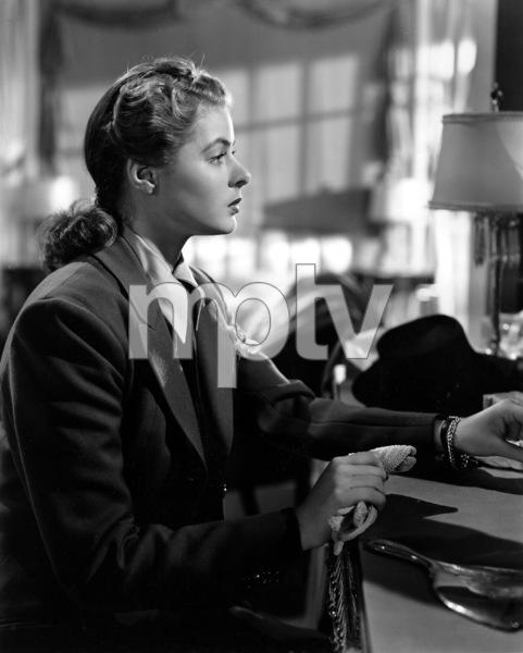 """""""Notorious""""Ingrid BergmanRKO 1946**I.V. - Image 1398_0067"""