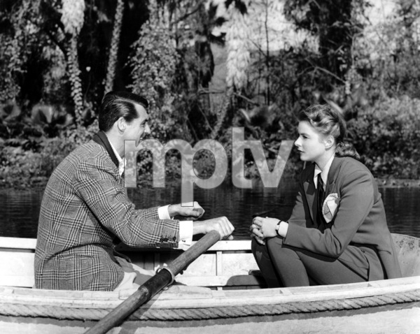 """Notorious""Ingrid Bergman, Cary GrantRKO 1946**I.V. - Image 1398_0069"
