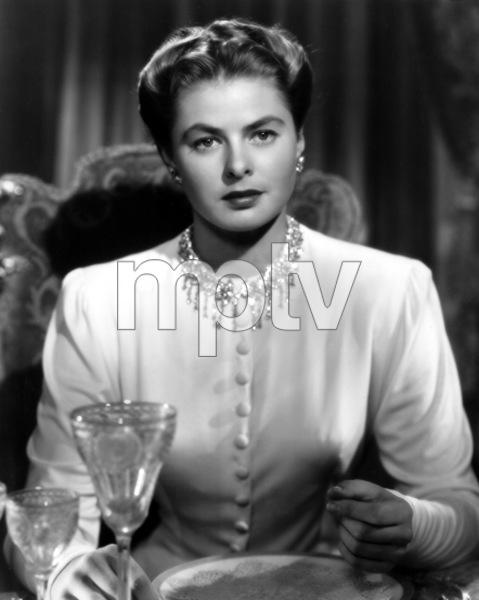 """""""Notorious""""Ingrid BergmanRKO 1946**I.V. - Image 1398_0074"""