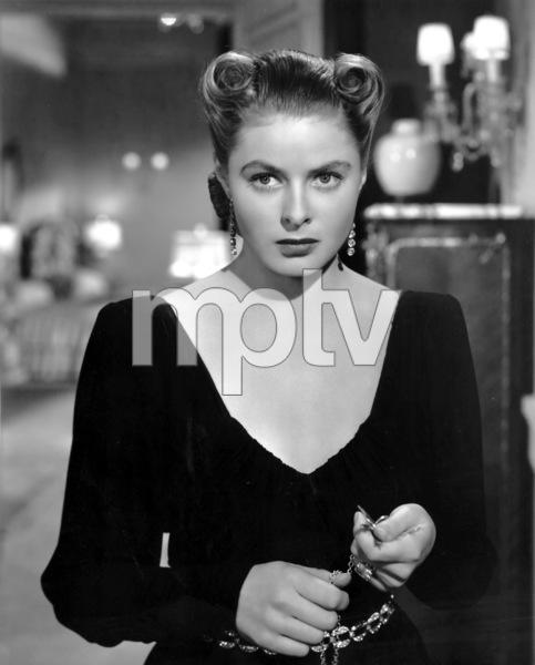 """Notorious""Ingrid Bergman1946 RKO**I.V. - Image 1398_0079"