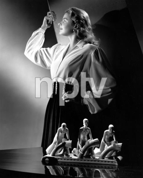 """""""Notorious""""Ingrid Bergman1946**I.V. - Image 1398_19"""