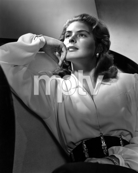 """""""Notorious""""Ingrid Bergman1946**I.V. - Image 1398_23"""