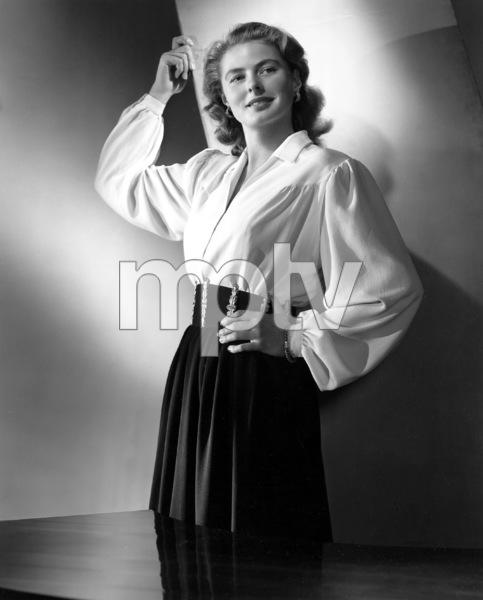 """""""Notorious""""Ingrid Bergman1946**I.V. - Image 1398_25"""