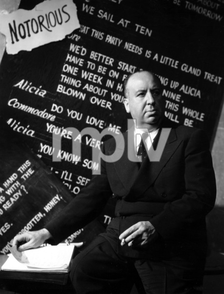 """Notorious""Alfred Hitchcock1946**I.V. - Image 1398_51"