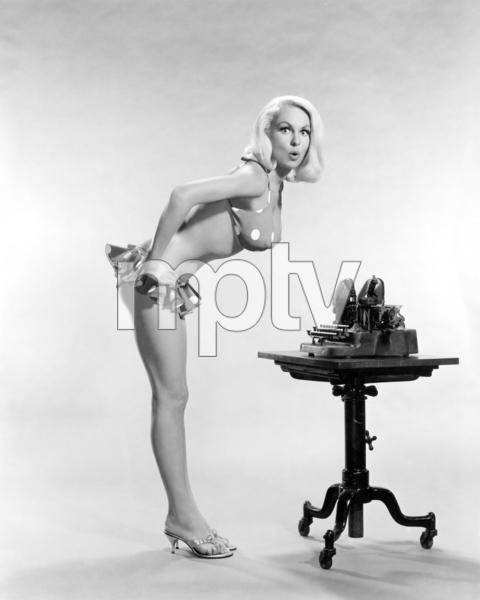 Joi Lansing circa 1960** I.V. / M.T. - Image 13988_0001