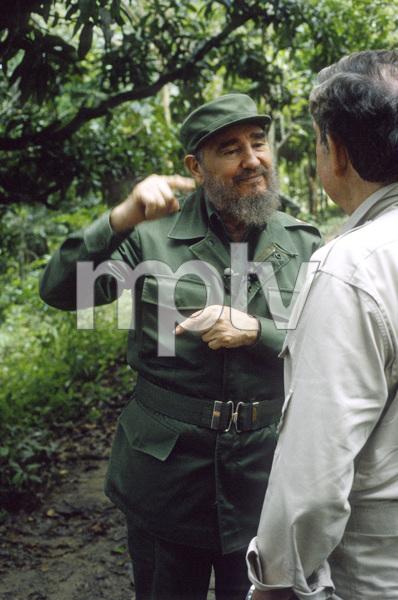 Fidel Castro in the Sierra Maestras in Cuba1996© 1996 Patrick D. Pagnano - Image 14001_0010