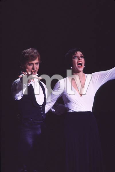 """Baryshnikov On Broadway With Liza Minnelli,""1980. © 1980 Gene Trindl - Image 14103_0005"