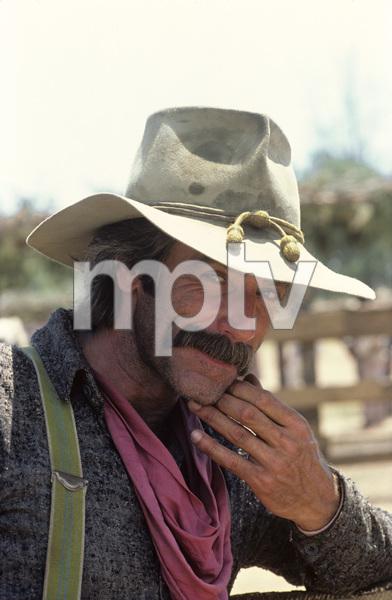 """The Shadow Riders""Sam Elliott1982© 1982 Gene Trindl - Image 14163_0008"