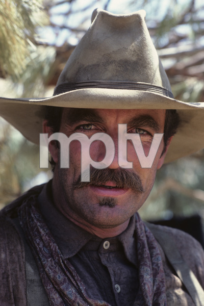 """The Shadow Riders""Tom Selleck1982© 1982 Gene Trindl - Image 14163_0009"