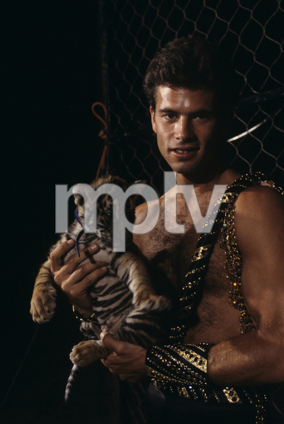 "Lorenzo Lamas on ""The 11th Annual Circus of the Stars""1986© 1986 Gene Trindl - Image 14167_0025"