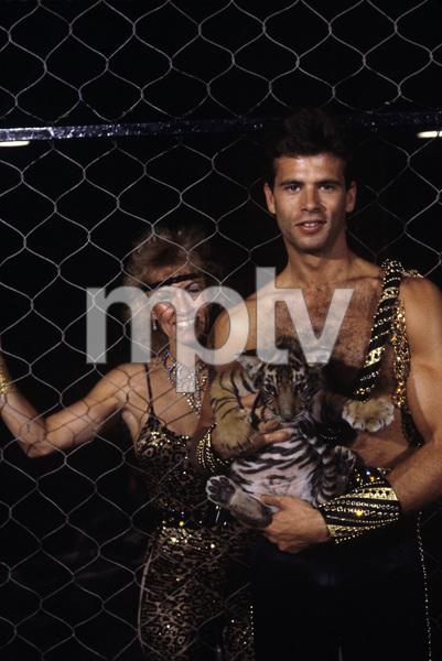 "Lorenzo Lamas on ""The 11th Annual Circus of the Stars""1986© 1986 Gene Trindl - Image 14167_0027"
