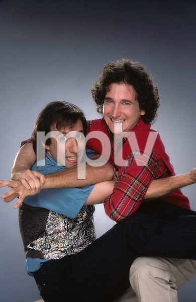 """Perfect Strangers""Bronson Pinchot, Mark Linn-Baker1986 © 1986 Mario Casilli - Image 14200_0004"