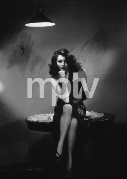"""Killers, The""Ava Gardner1946Photo by Ray Jones**I.V. - Image 1430_0002"