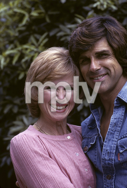 Richard (Dick) Gautier and Barbara Stuart1975 © 1978 Gene Trindl - Image 14306_0002