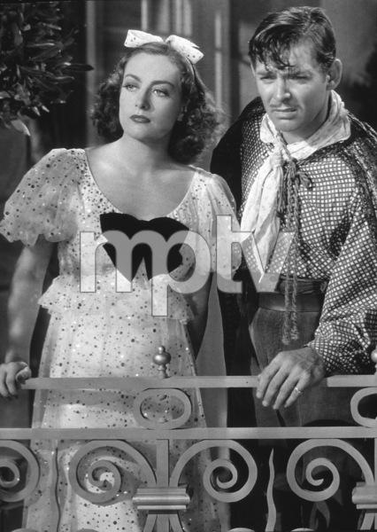 """Love On The Run,""Joan Crawford, Clark Gable.1936 MGM - Image 1432_0002"