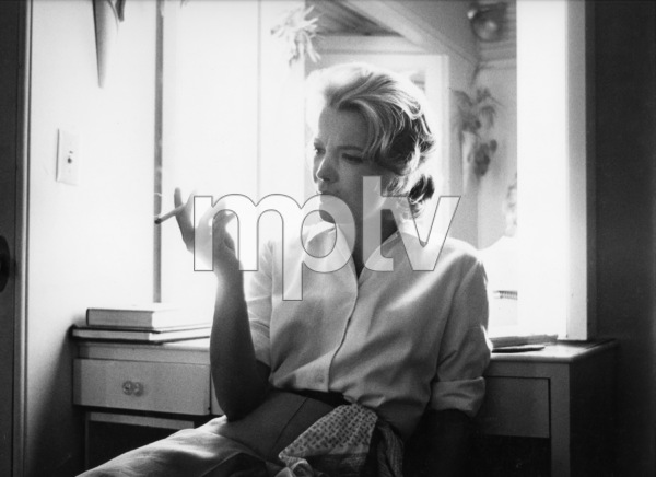 """""""The Spiral Road""""Gena Rowlands1962 Universal Pictures © 1978 Leo Fuchs - Image 14366_0030"""