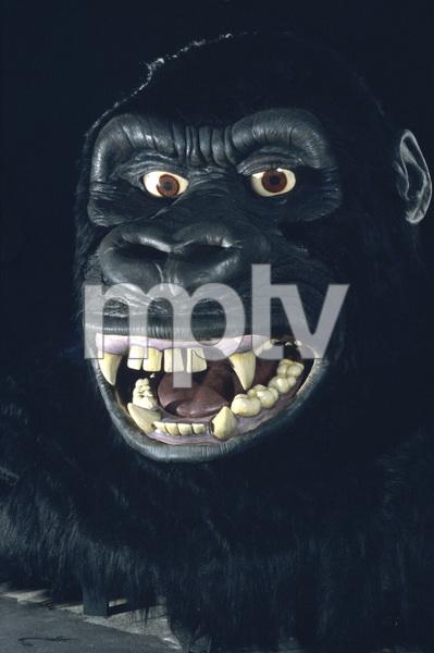 King Kong (Universal Studios attraction)1986 © 1986 Gene Trindl - Image 14387_0001