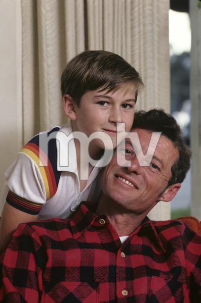Ken Osmond and his son1983 © 1983 Gene Trindl - Image 14423_0004