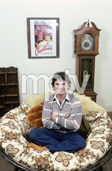 Frank Bonner at home1982 © 1982 Gene Trindl - Image 14426_0005