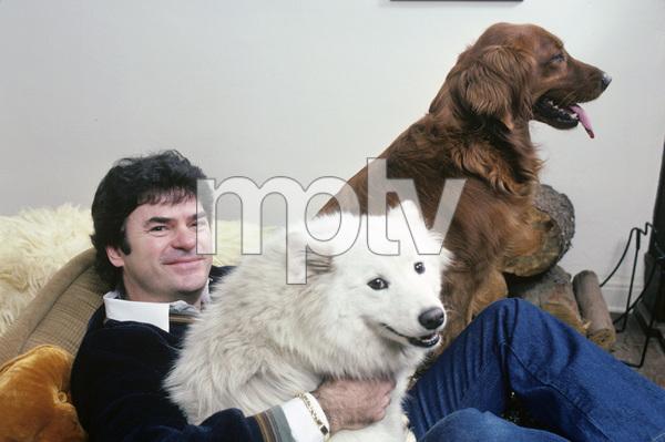 Frank Bonner at home1982 © 1982 Gene Trindl - Image 14426_0006