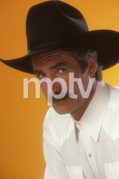 """The Yellow Rose""Sam Elliott1983© 1983 Mario Casilli - Image 14440_0031"
