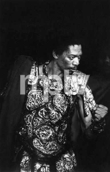 """""""Coriolanus"""" (Delacorte Theater Production)Morgan Freeman1979 © 1979 George E. Joseph - Image 14512_0001"""