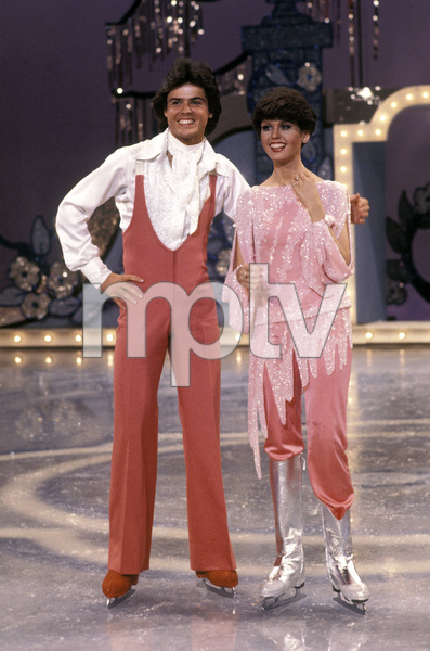 """Donny and Marie""Marie Osmond and Donny Osmondcirca 1976**H.L. - Image 14544_0030"