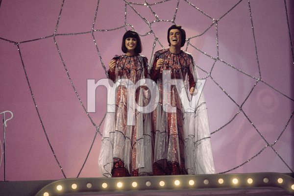 """""""Donny and Marie""""Donny Osmond, Marie Osmondcirca 1975** H.L. - Image 14544_0050"""