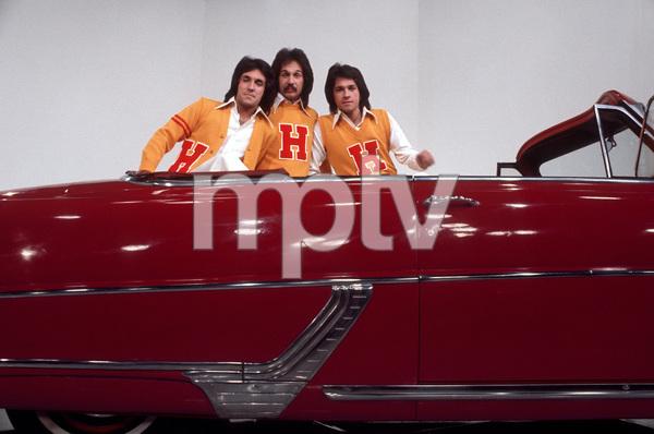 """The Hudson Brothers Show""Brett, Bill and Mark1974 CBS © 1978 Gene Trindl - Image 14576_0002"