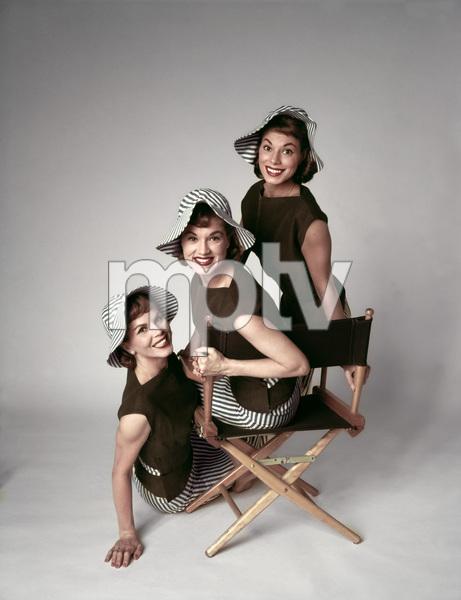 The McGuire Sisters (Christine, Dorothy, Phyllis)1958© 1978 George E. Joseph - Image 14587_0001