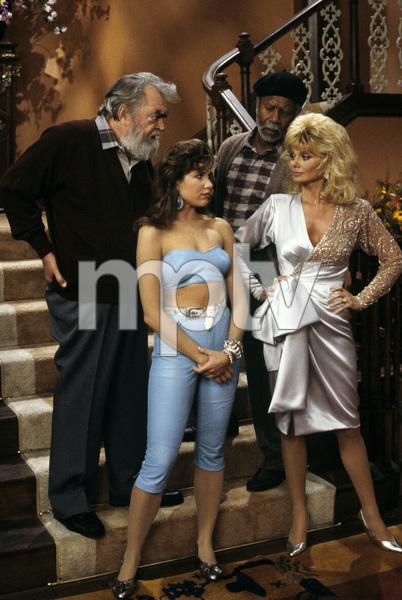 """Easy Street""Jack Elam, Sarah Buxton, Lee Weaver, Loni Andersoncirca 1986© 1986 Gene Trindl - Image 14626_0004"