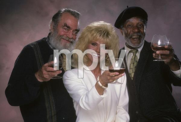 """Easy Street""Jack Elam, Loni Anderson, Lee Weaver1986© 1986 Mario Casilli - Image 14626_0005"