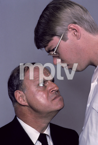 """C.P.O. Sharkey""Don Rickles, Peter Isacksen1977 © 1978 Gene Trindl - Image 14638_0003"