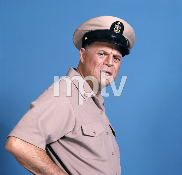"""C.P.O. Sharkey"" Don Rickles circa 1976 ** H.L. - Image 14638_0007"