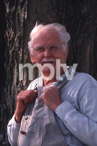 """Where Pigeons go to Die""Art Carney1990 NBC © 1990 Gene Trindl - Image 14642_0006"