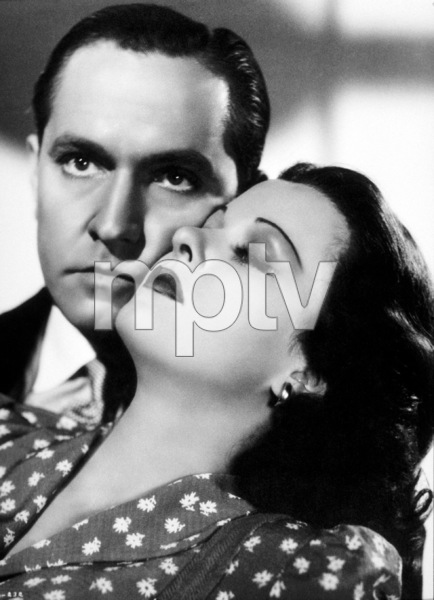 """Trade Winds"" Fredric March, Joan Bennett 1938/UA MPTV/ © 1978 Ned Scott Archive - Image 14663_0005"