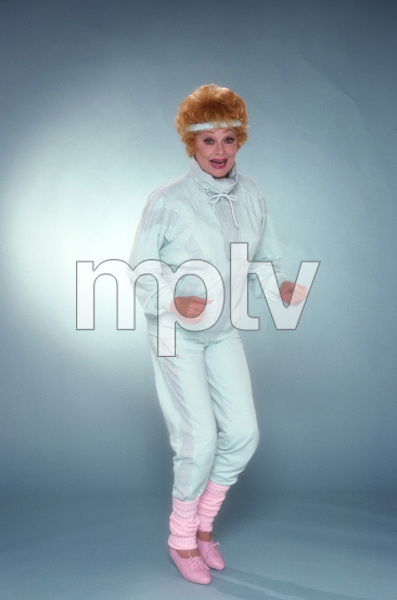 """""""Life with Lucy""""Lucille Ball1986© 1986 Mario Casilli - Image 14706_0004"""