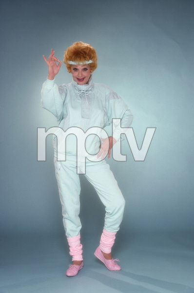 """""""Life with Lucy""""Lucille Ball1986© 1986 Mario Casilli - Image 14706_0007"""