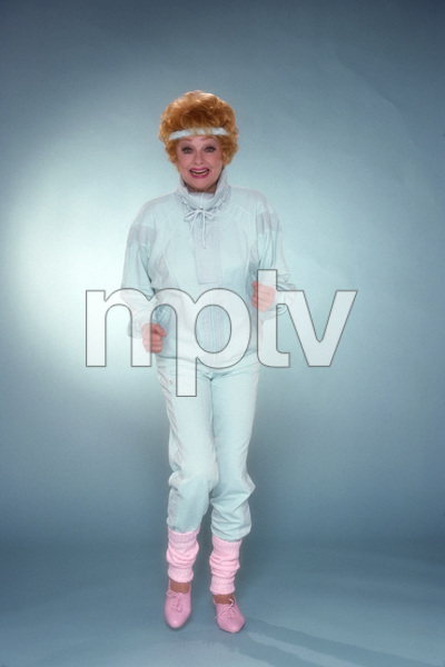 """""""Life with Lucy""""Lucille Ball1986© 1986 Mario Casilli - Image 14706_0011"""