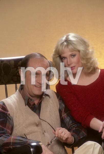 """Newhart""Bob Newhart, Julia Duffy1983 © 1983 Mario Casilli - Image 1490_0006"
