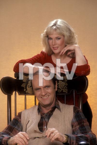 """Newhart""Bob Newhart, Julia Duffy1983 © 1983 Mario Casilli - Image 1490_0007"