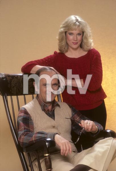 """Newhart""Bob Newhart, Julia Duffy1983 © 1983 Mario Casilli - Image 1490_0009"