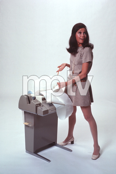 """The Mary Tyler Moore Show""Mary Tyler Moore1970 © 1978 Gene Trindl - Image 1491_0031"