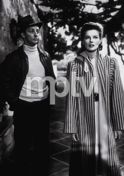 """""""Undercurrent""""Katharine Hepburn and Robert Mitchum1946 MGM - Image 1509_0001"""